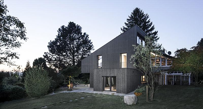 umbau eines einfamilienhauses in badenweiler frank heinz freier architekt. Black Bedroom Furniture Sets. Home Design Ideas