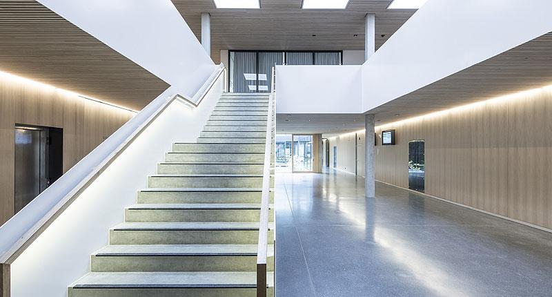 neubau stefan andres gymnasium schweich frank heinz freier architekt. Black Bedroom Furniture Sets. Home Design Ideas