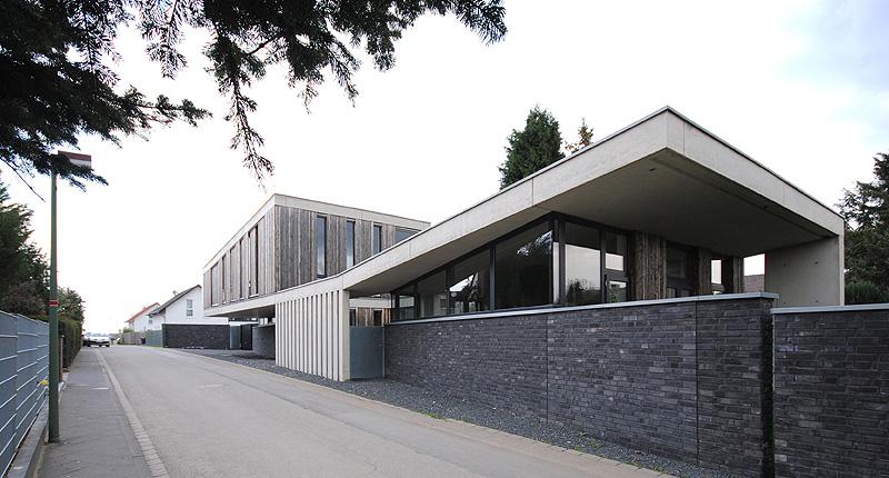 Architekt Meerbusch neubau eines wohnhauses in meerbusch   frank heinz, freier architekt